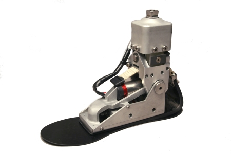 Robotic ankle and foot from iWalk.