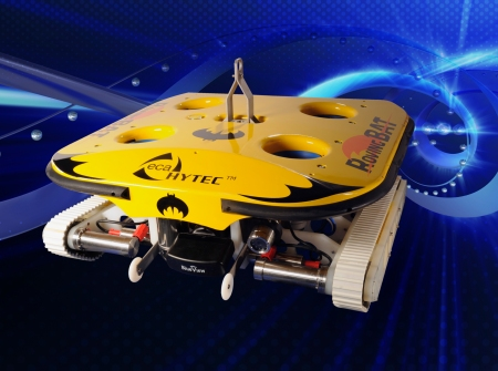 ROV for underwater inspection and telepresence