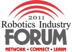 RIA Robotics Industry Forum 2011