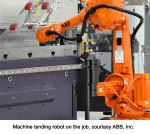 6-axis robot from ABB