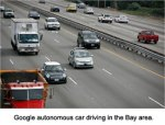 Google's self-driving autonomous car